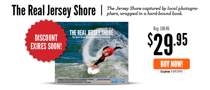 Real Jersey Shore Book